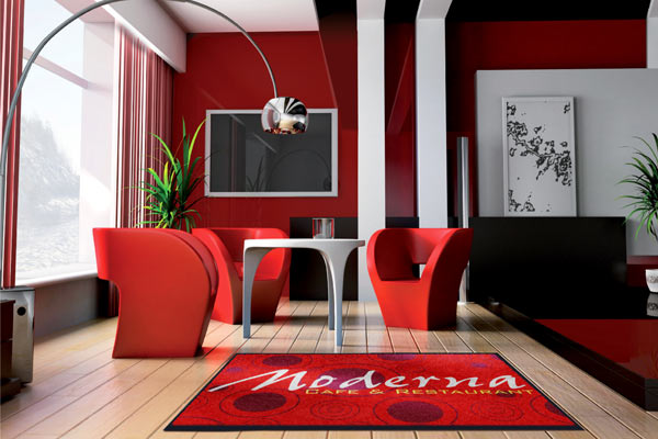 Create Your Ideal Logo Floor Mats For Your Business